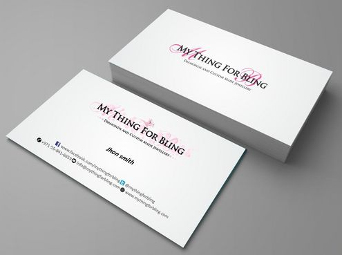 Online store  Business Cards and Stationery  Draft # 112 by Deck86