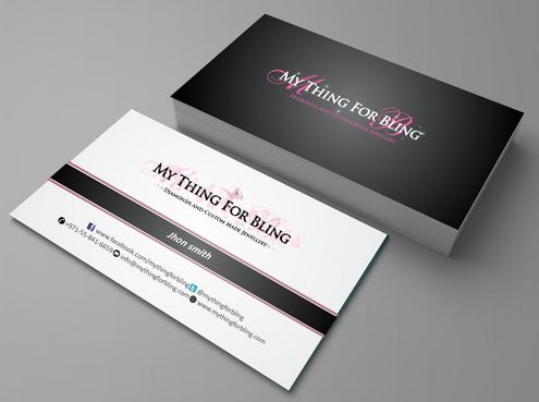 Online store  Business Cards and Stationery  Draft # 111 by Deck86