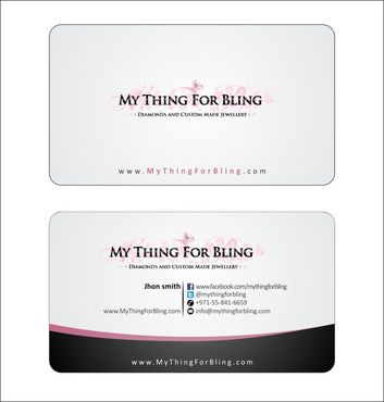 Online store  Business Cards and Stationery  Draft # 116 by Deck86