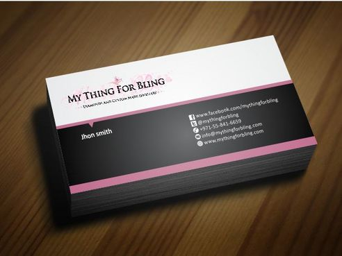 Online store  Business Cards and Stationery  Draft # 120 by Deck86
