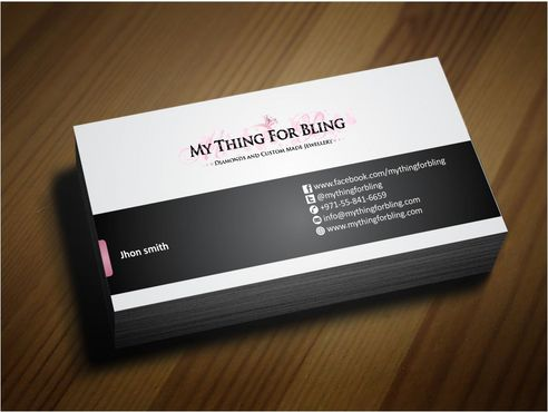 Online store  Business Cards and Stationery  Draft # 125 by Deck86