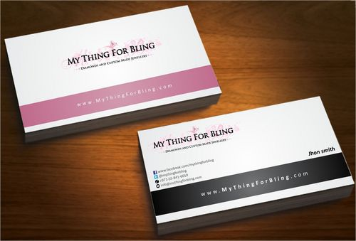 Online store  Business Cards and Stationery  Draft # 145 by Deck86