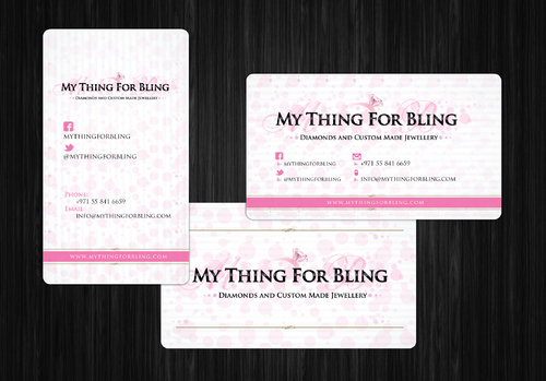 Online store  Business Cards and Stationery  Draft # 148 by GenBullzzzz