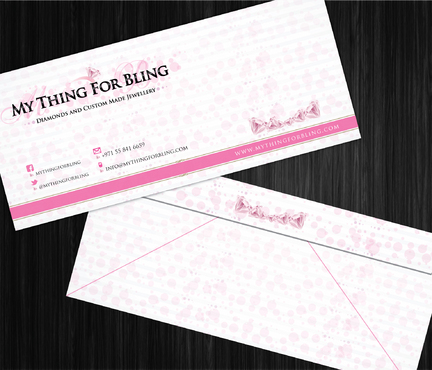 Online store  Business Cards and Stationery  Draft # 149 by GenBullzzzz