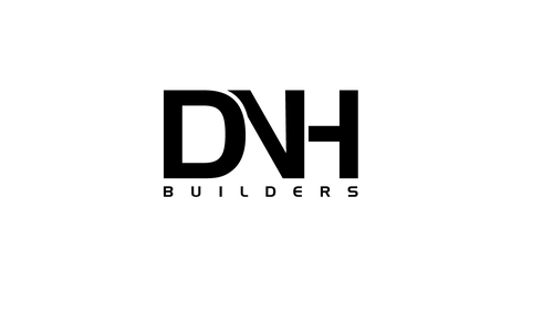 DNH Builders A Logo, Monogram, or Icon  Draft # 1 by kunchev