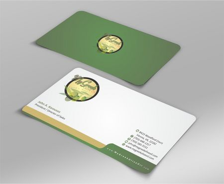 Business cards and stationery of an Olive Oil Company Business Cards and Stationery  Draft # 135 by Deck86