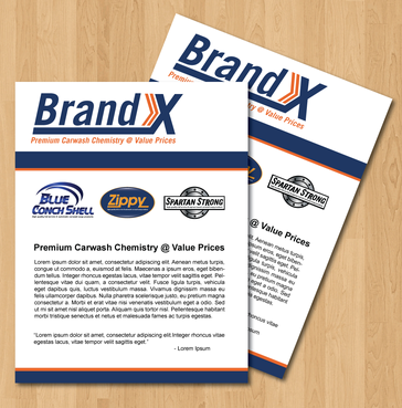 Brand X - Premium Carwash Chemistry @ Value Prices