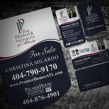 Sign Design and Biz Cards