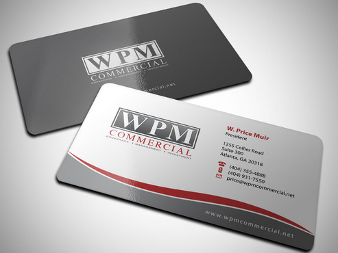 WPM Commercial Business Cards and Stationery  Draft # 50 by Xpert