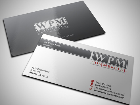 WPM Commercial Business Cards and Stationery  Draft # 55 by Xpert