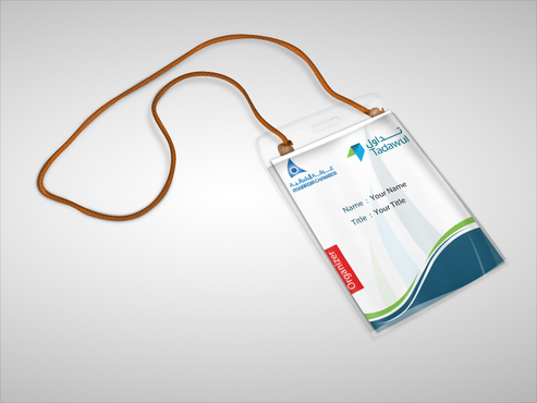 Event Badge - Popup - Advertisement - Letterhead