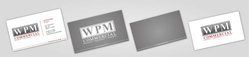 WPM Commercial Business Cards and Stationery  Draft # 197 by i3designer