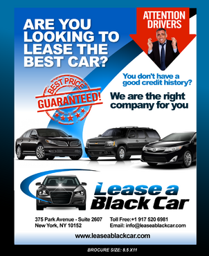 Lease a Black Car