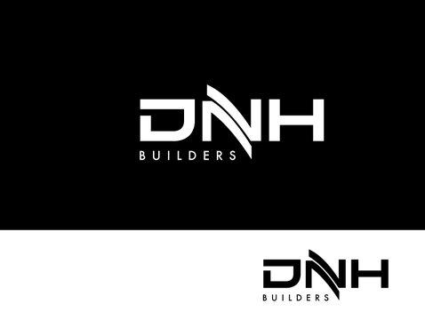 DNH Builders A Logo, Monogram, or Icon  Draft # 19 by raindesign