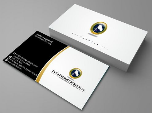 marketing  Business Cards and Stationery  Draft # 166 by Deck86