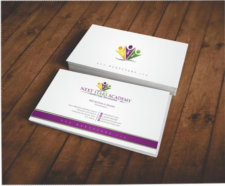 Business card and stationery for School Business Cards and Stationery  Draft # 133 by Deck86