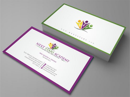 Business card and stationery for School Business Cards and Stationery  Draft # 136 by Deck86