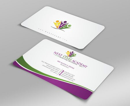 Business card and stationery for School Business Cards and Stationery  Draft # 137 by Deck86