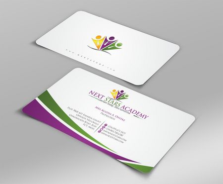 Business card and stationery for School Business Cards and Stationery  Draft # 139 by Deck86