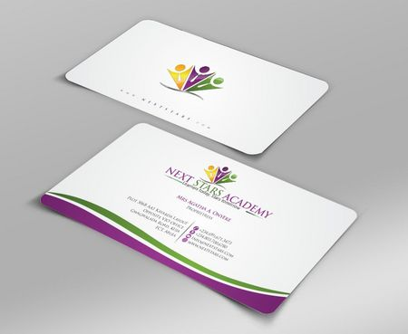 Business card and stationery for School Business Cards and Stationery  Draft # 140 by Deck86