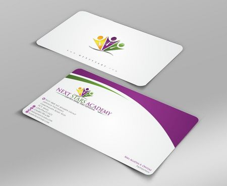 Business card and stationery for School Business Cards and Stationery  Draft # 145 by Deck86