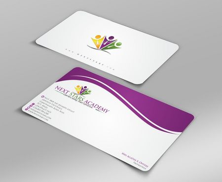 Business card and stationery for School Business Cards and Stationery  Draft # 150 by Deck86