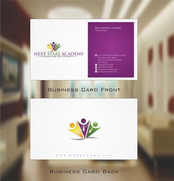Business card and stationery for School Business Cards and Stationery  Draft # 158 by Deck86