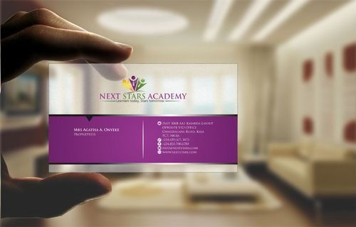 Business card and stationery for School Business Cards and Stationery  Draft # 162 by Deck86
