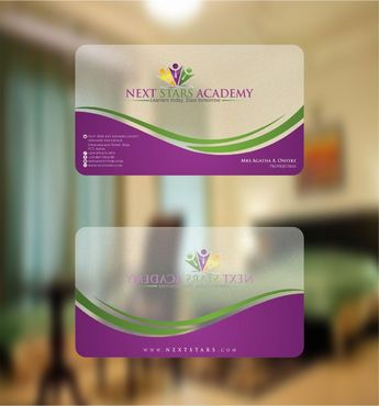 Business card and stationery for School Business Cards and Stationery  Draft # 164 by Deck86