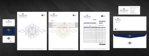 Business Stationary and Card design