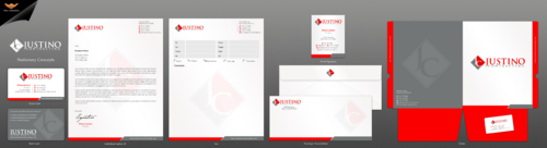 Stationary for Justino Contracting