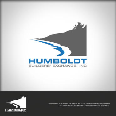 Humboldt Builders' Exchange, Inc. A Logo, Monogram, or Icon  Draft # 69 by mvillamin