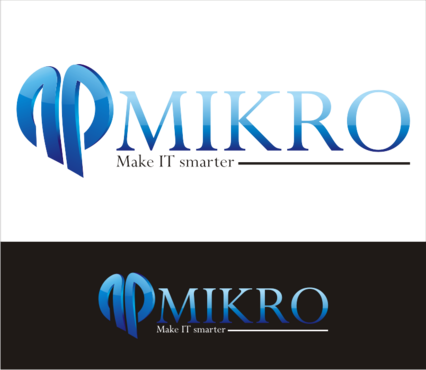 MIKRO A Logo, Monogram, or Icon  Draft # 16 by fuad96