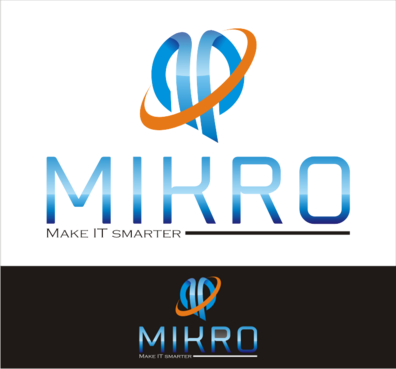 MIKRO A Logo, Monogram, or Icon  Draft # 17 by fuad96