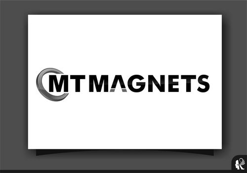 MT Magnets A Logo, Monogram, or Icon  Draft # 13 by KzMdesigns