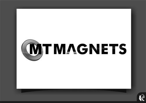 MT Magnets A Logo, Monogram, or Icon  Draft # 15 by KzMdesigns