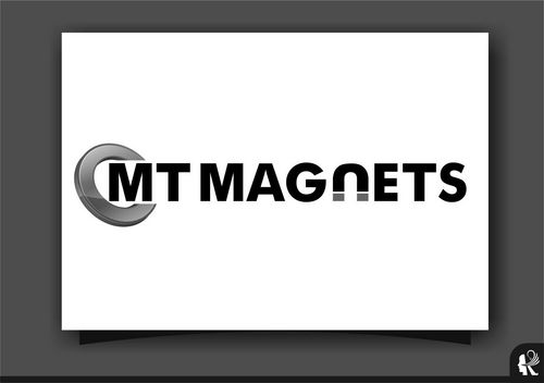 MT Magnets A Logo, Monogram, or Icon  Draft # 17 by KzMdesigns