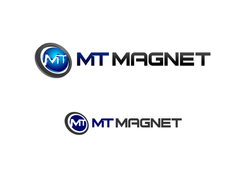 MT Magnets A Logo, Monogram, or Icon  Draft # 32 by octopus