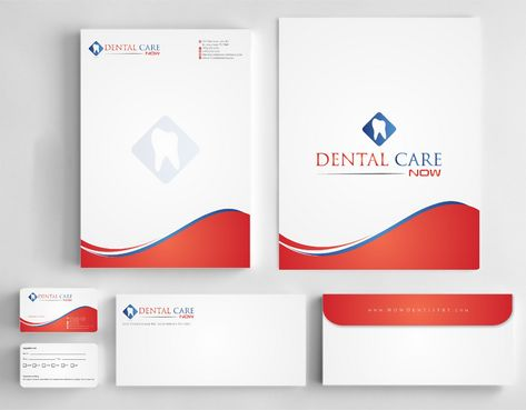 Need a bussiness card design for a dental practice
