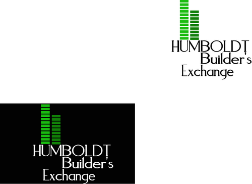 Humboldt Builders' Exchange, Inc. A Logo, Monogram, or Icon  Draft # 122 by bhartimukesh4