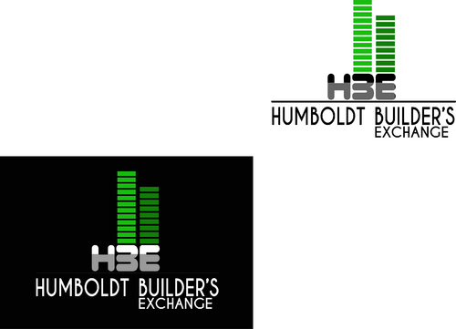 Humboldt Builders' Exchange, Inc. A Logo, Monogram, or Icon  Draft # 123 by bhartimukesh4