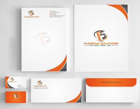 Stationary/Business Card/Email Signatures Business Cards and Stationery  Draft # 234 by Deck86
