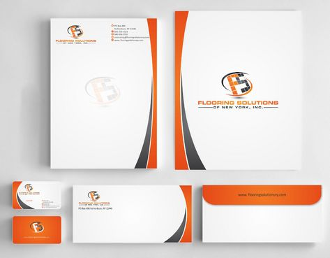 Stationary/Business Card/Email Signatures Business Cards and Stationery  Draft # 233 by Deck86