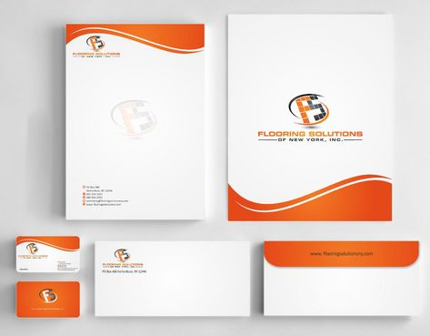 Stationary/Business Card/Email Signatures Business Cards and Stationery  Draft # 236 by Deck86