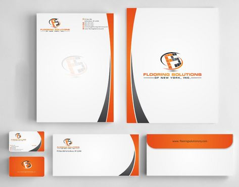 Stationary/Business Card/Email Signatures Business Cards and Stationery  Draft # 242 by Deck86
