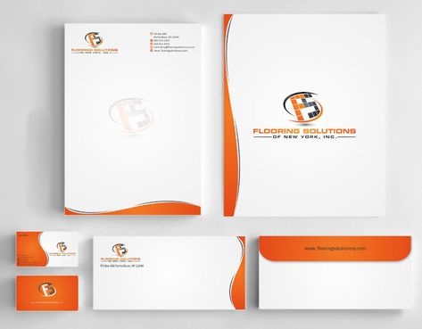 Stationary/Business Card/Email Signatures Business Cards and Stationery  Draft # 244 by Deck86