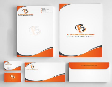 Stationary/Business Card/Email Signatures Business Cards and Stationery  Draft # 248 by Deck86