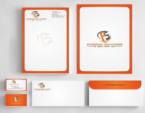 Stationary/Business Card/Email Signatures Business Cards and Stationery  Draft # 253 by Deck86