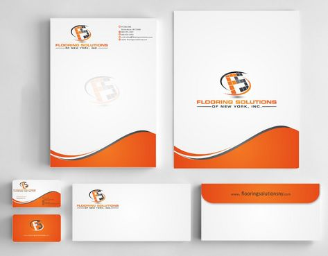 Stationary/Business Card/Email Signatures Business Cards and Stationery  Draft # 261 by Deck86