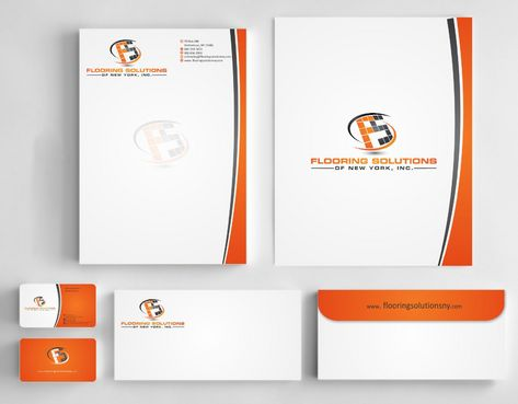 Stationary/Business Card/Email Signatures Business Cards and Stationery  Draft # 262 by Deck86